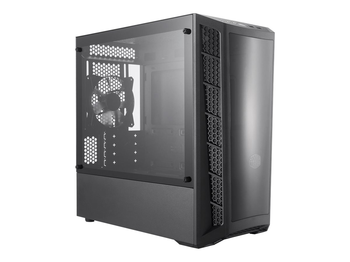 Cooler Master MasterBox MB320L - Tower - micro ATX - ohne Netzteil (ATX)