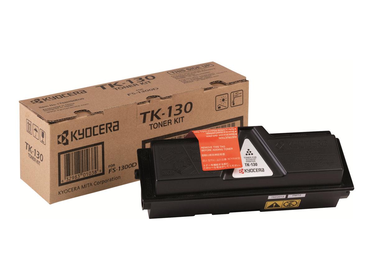Kyocera TK 130 - Schwarz - Original - Tonerpatrone