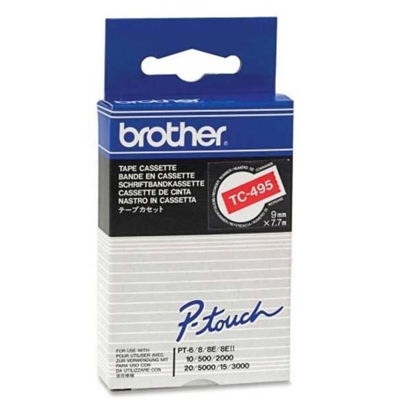 Brother TC TC495 Etiketten / Beschriftungsbänder