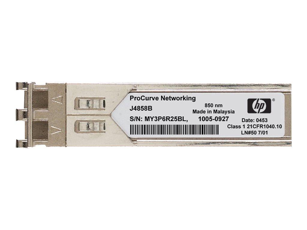 HPE X110 100M SFP LC LX Transceiver (JD120B)