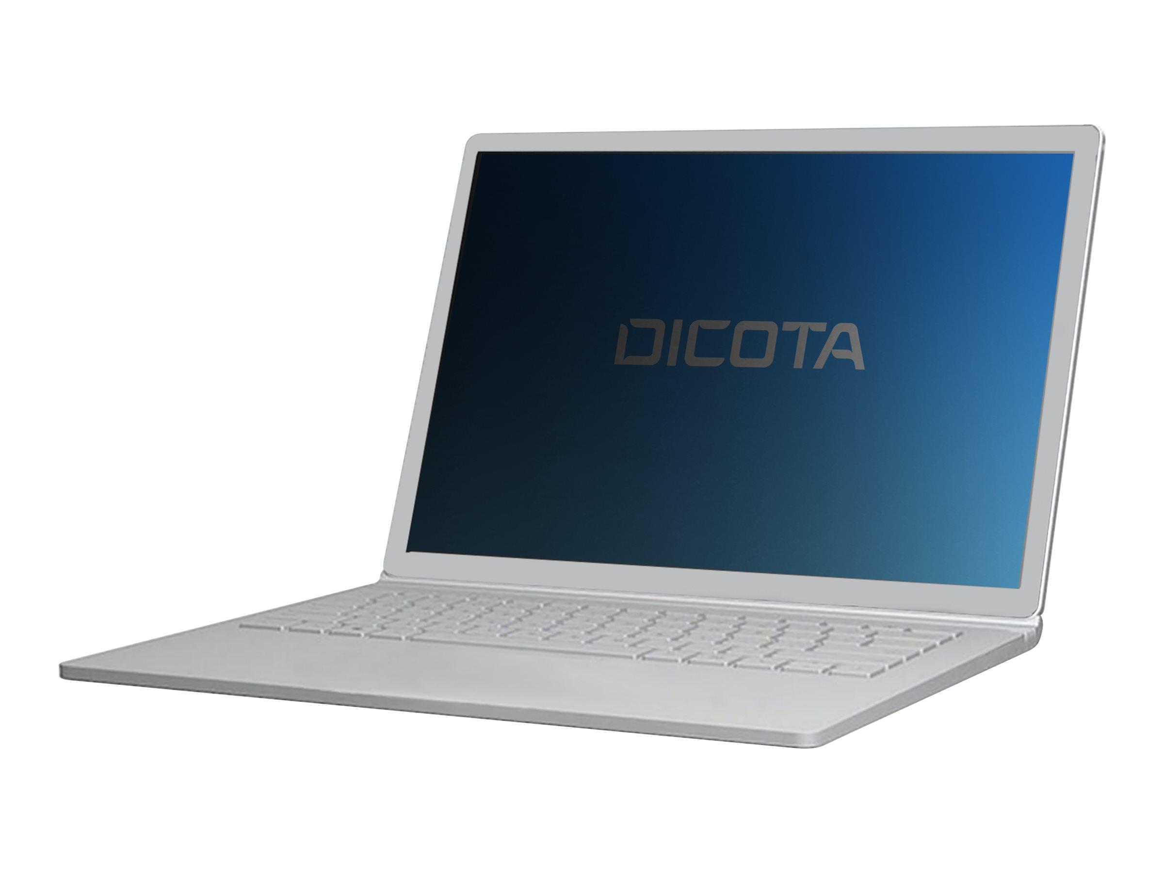 "Vorschau: Dicota Blickschutzfilter für Notebook - 4-Wege - klebend - 34.3 cm (13.5"")"