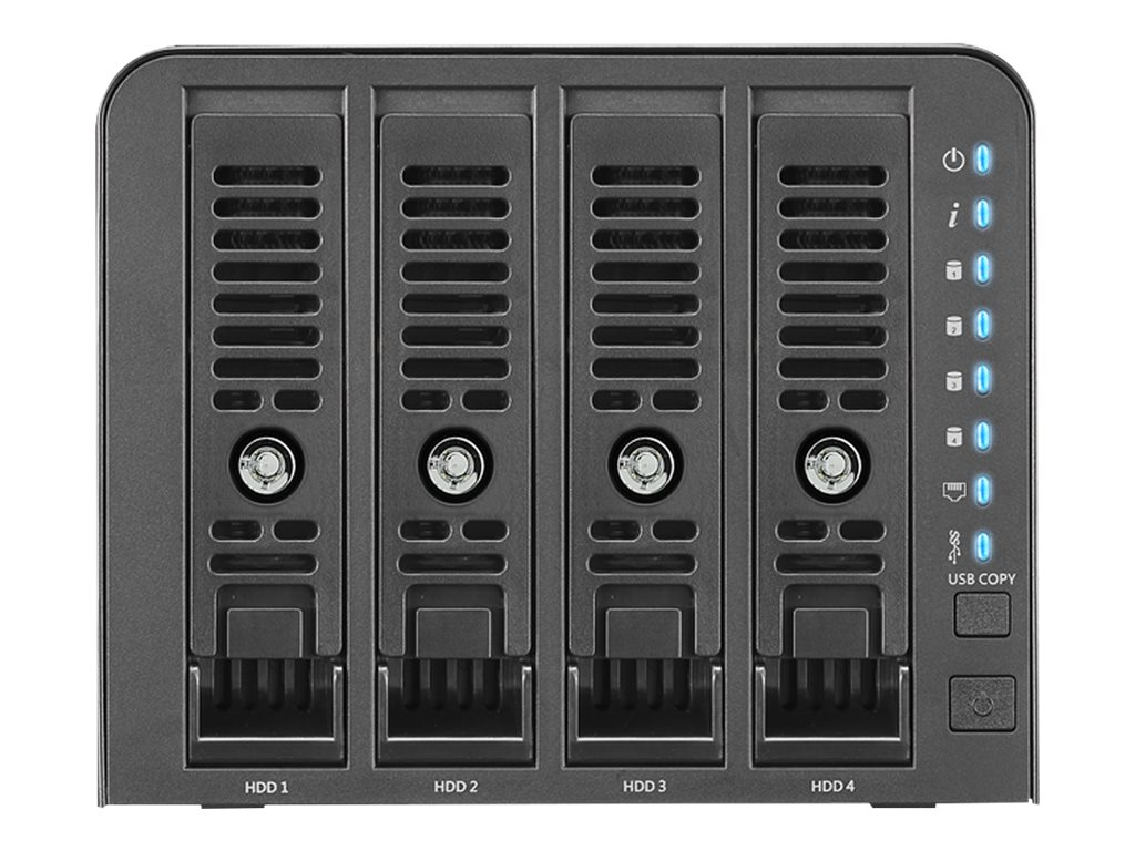 Thecus Technology N4350 - NAS-Server
