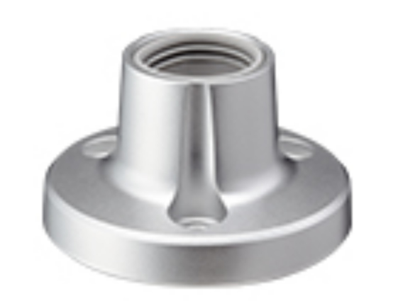 Patlite SZP-003U - Montageset - Silber - Polycarbonat - IP65 - PATLITE LR4-QJ - LR5-KT - LR6-QJ - LR7-KT - 30 g