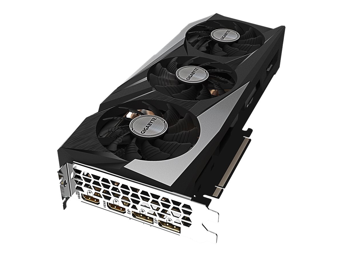 Vorschau: Gigabyte Radeon RX 6700 XT GAMING OC 12G - Grafikkarten