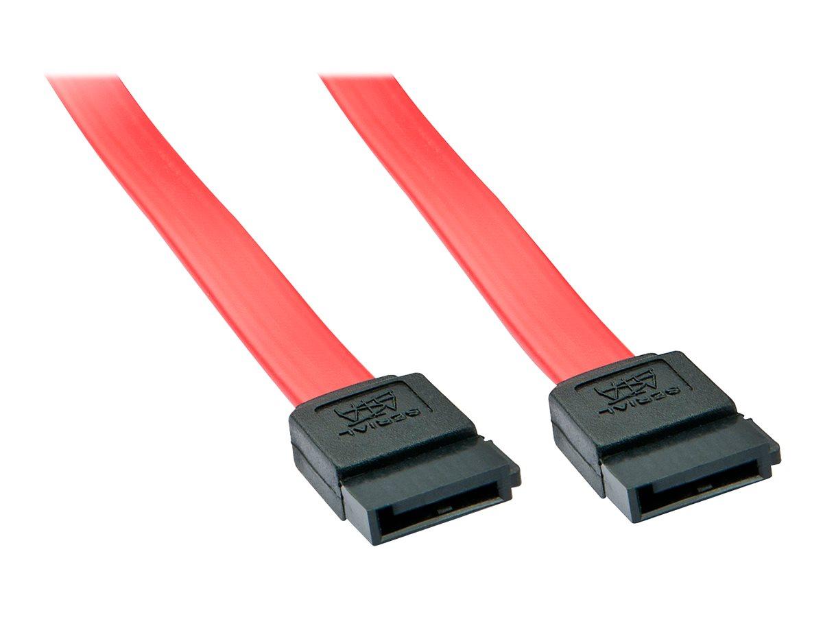 Lindy SATA-Kabel - Serial ATA 150/300/600 - SATA bis SATA