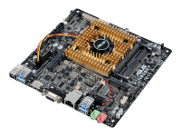N3050T - Mainboard - Thin mini ITX