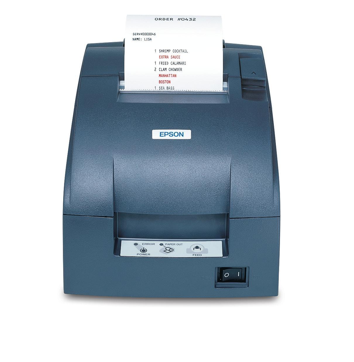 Epson TM U220A - POS-Drucker Farbig Nadel/Matrixdruck - 12 ppm