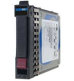 HP Enterprise Mixed Use - Solid-State-Disk - 800 GB