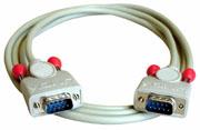 Lindy 9 pol. RS232 1 1 Kabel - Kabel - LINDY KABEL