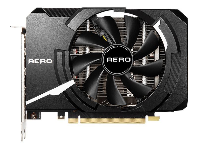 Vorschau: MSI GeForce RTX 3060 AERO ITX 12G OC - Grafikkarten