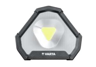 Varta Work Flex - LED - IP54 - Schwarz - Weiß - Freistehende Arbeitsleuchte