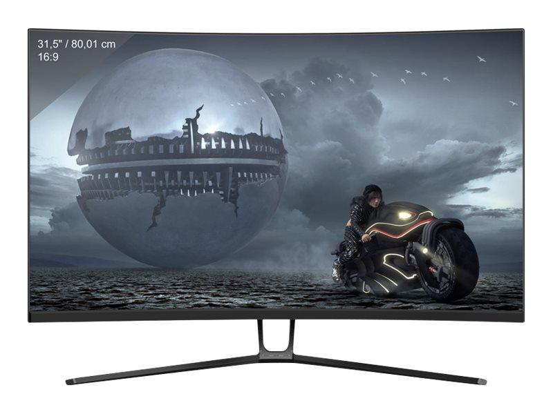 """LC Power LCD-Monitor - gebogen - 80 cm (31.5"""")"""