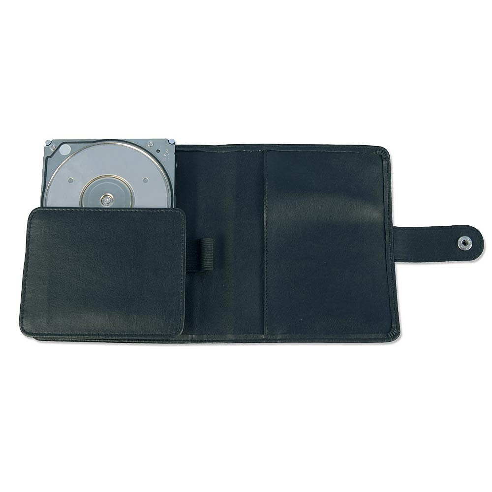 Lindy Tasche für Festplatteneinheit - PU-Kunstleder