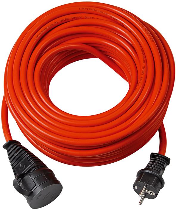 Brennenstuhl Bremaxx AT-N07V3V3-F 3G2,5 - Spannungsversorgungs-Verlängerungskabel - CEE 7/7 (W)