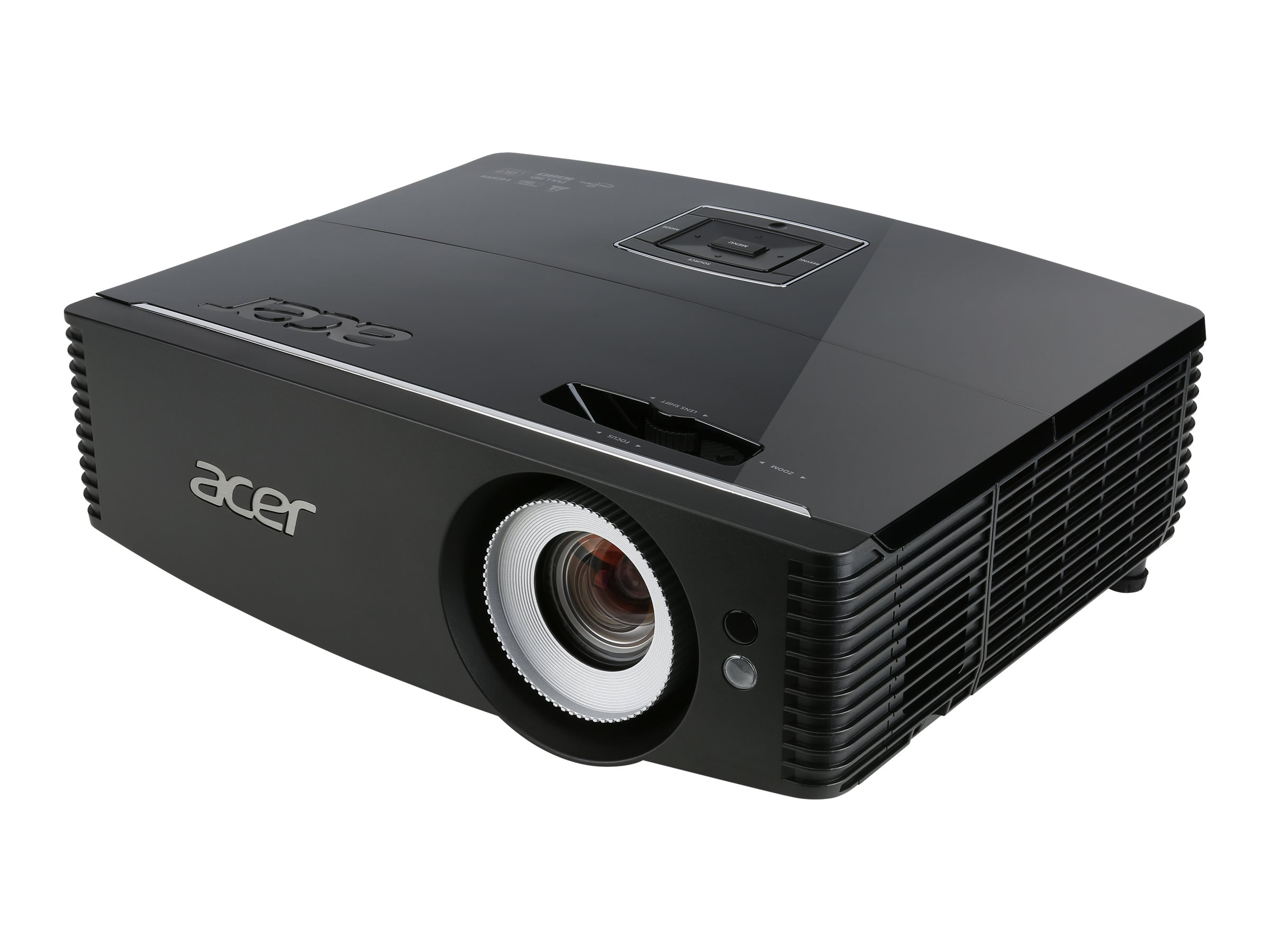 Acer P6500 - DLP-Projektor - UHP - 3D - 5000 lm - Full HD (1920 x 1080)