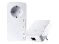1000 Starter Set+ 1000 Mbit/s Eingebauter Ethernet-Anschluss Weiß 1 Stück(e)