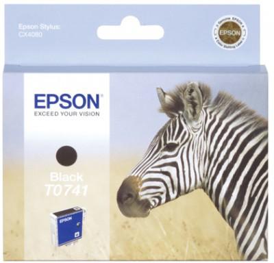 Epson Singlepack Black T0741