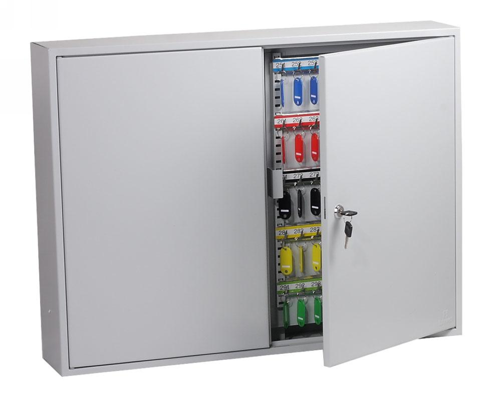 Phoenix Safe Phoenix KC0606K - Grau - 400 Haken - Schlüssel - 730 x 140 x 550 mm