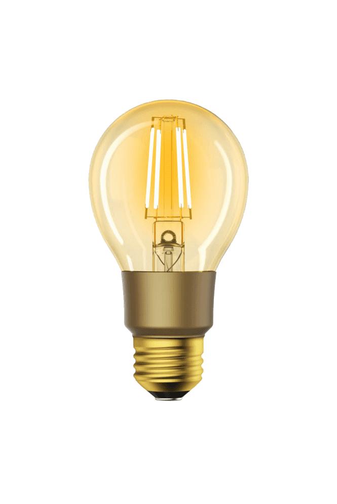 Woox R9078 - Intelligente Glühbirne - Braun - Gold - WLAN - E27 - Bernstein - 650 lm