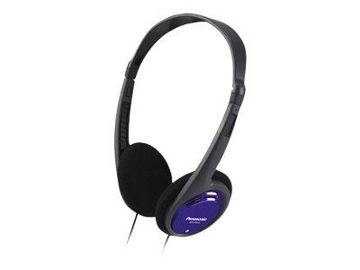 Panasonic RP-HT010E-A - Kopfh?rer - On-Ear - kabelgebunden
