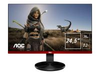 G2590VXQ 24.5Zoll Full HD TN Schwarz - Rot Flach Computerbildschirm