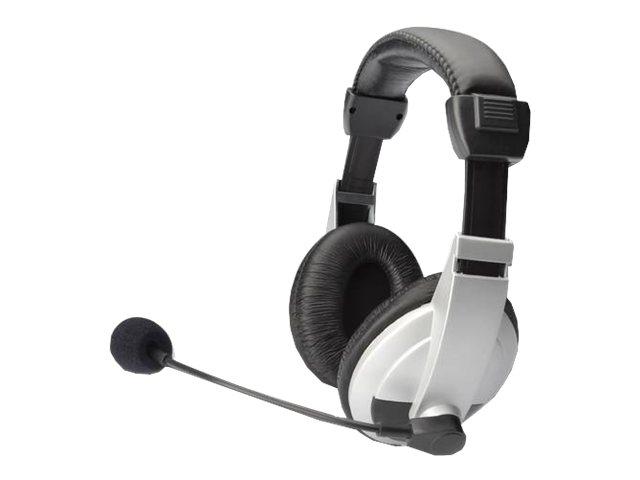DIGITUS DA-12201 - Headset - Full-Size