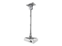 Beamer-Deckenhalterung - Zimmerdecke - 15 kg - Silber - 580 - 830 mm - 360° - 360°