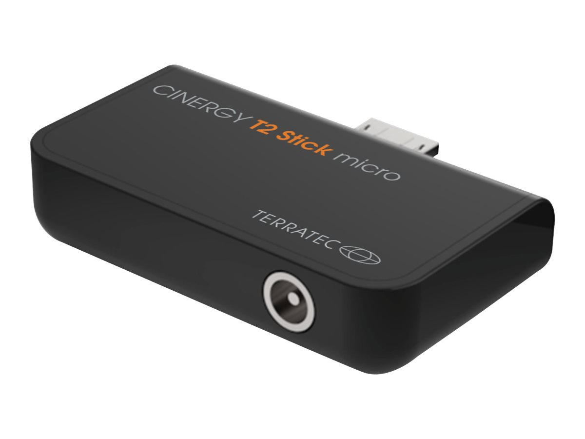 TerraTec Cinergy T2 Stick micro - Digitaler TV-Empfänger