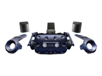 "HTC VIVE Pro Full Kit VR System - Virtual-Reality-Headset - 8.9 cm (3.5"")"