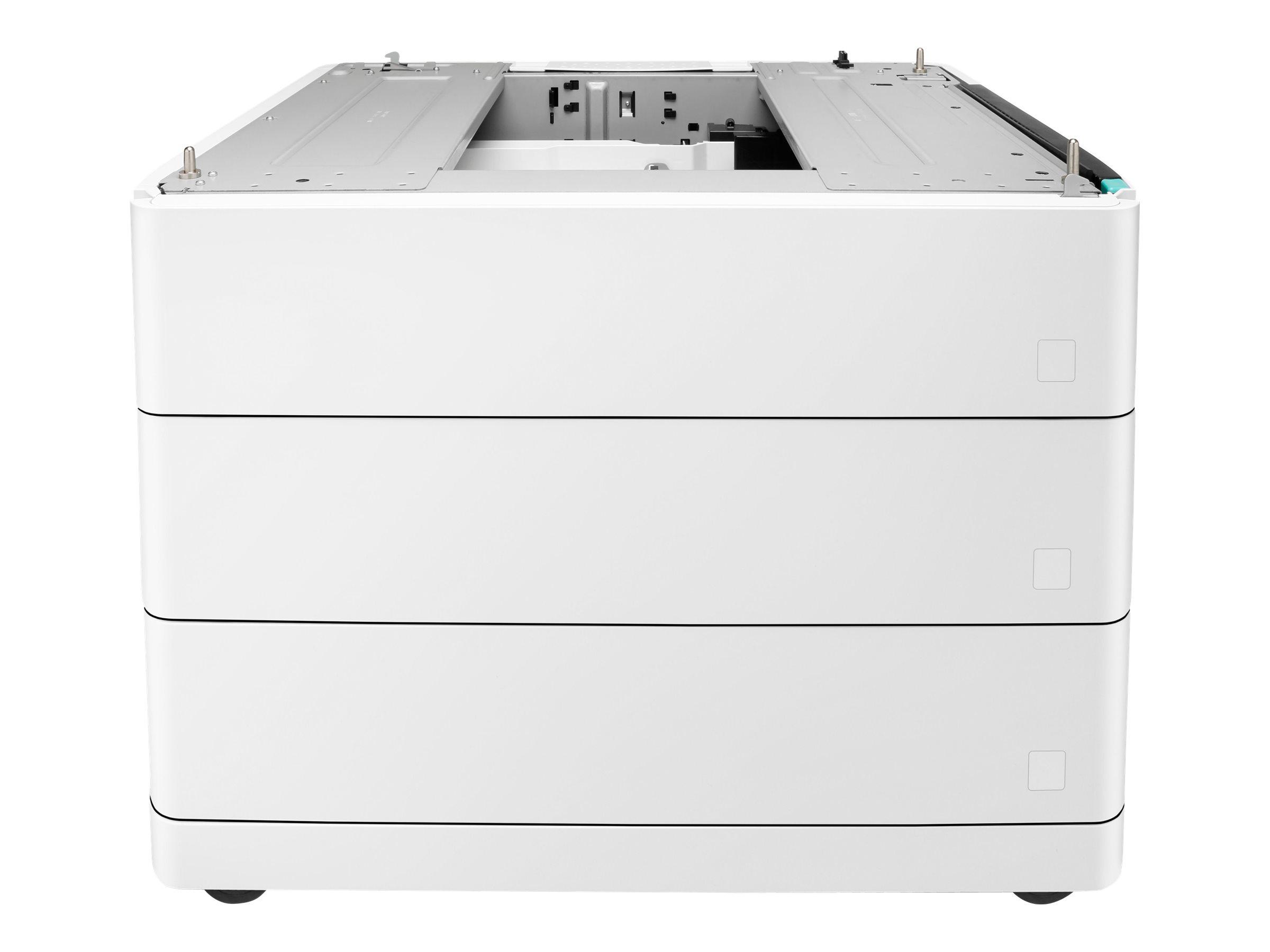 HP Pagewide 3x550Blatt Papierfach und Standfuß ( P1V18A )