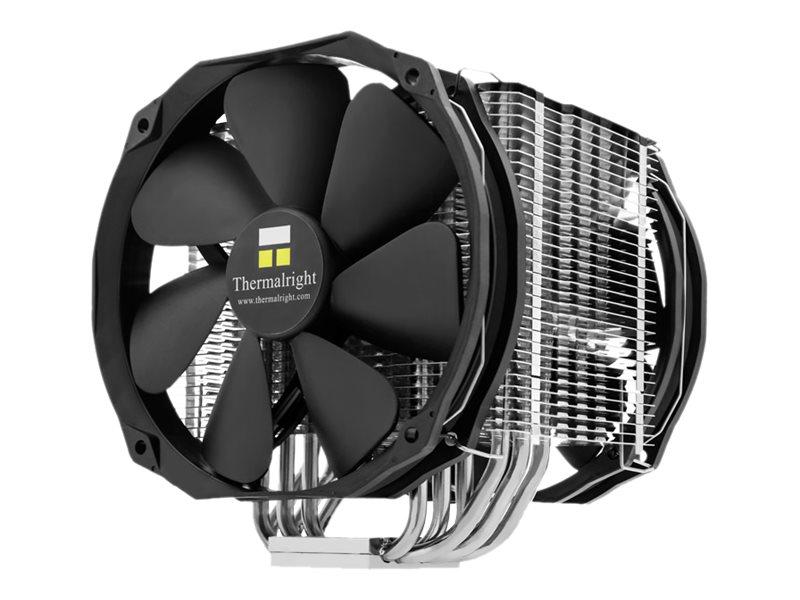 Thermalright Macho X2 - Prozessor-Luftkühler - (für: LGA775, LGA1156, AM2, AM2+, LGA1366, AM3, LGA1155, LGA2011, FM1, FM2, LGA1150, FM2+, LGA2011-3, LGA1151)