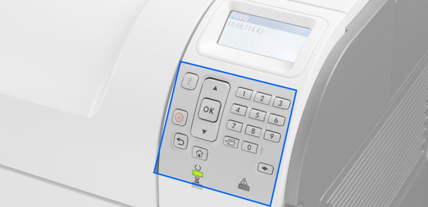 HP LaserJet 600 - Drucker s/w Laser/LED-Druck - 1.200 dpi - 60 Seiten/Min.