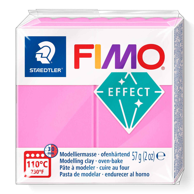 Vorschau: STAEDTLER FIMO 8010 - Knetmasse - Fuchsie - Erwachsene - 1 Stück(e) - Neon fuchsia - 1 Farben