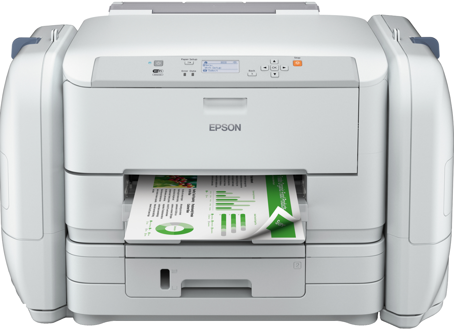 Epson WorkForce Pro WF-R5190 DTW Flex BAM - Drucker - Farbe