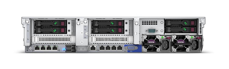 "HP Enterprise ProLiant DL380 Gen10 Network Choice - Server - Rack-Montage - 2U - zweiweg - 1 x Xeon Silver 4210R / 2.4 GHz - RAM 32 GB - SAS - Hot-Swap 6.4 cm (2.5"")"