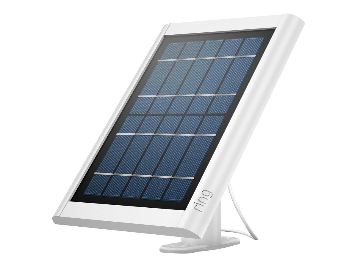 Ring Solarladegerät - weiß