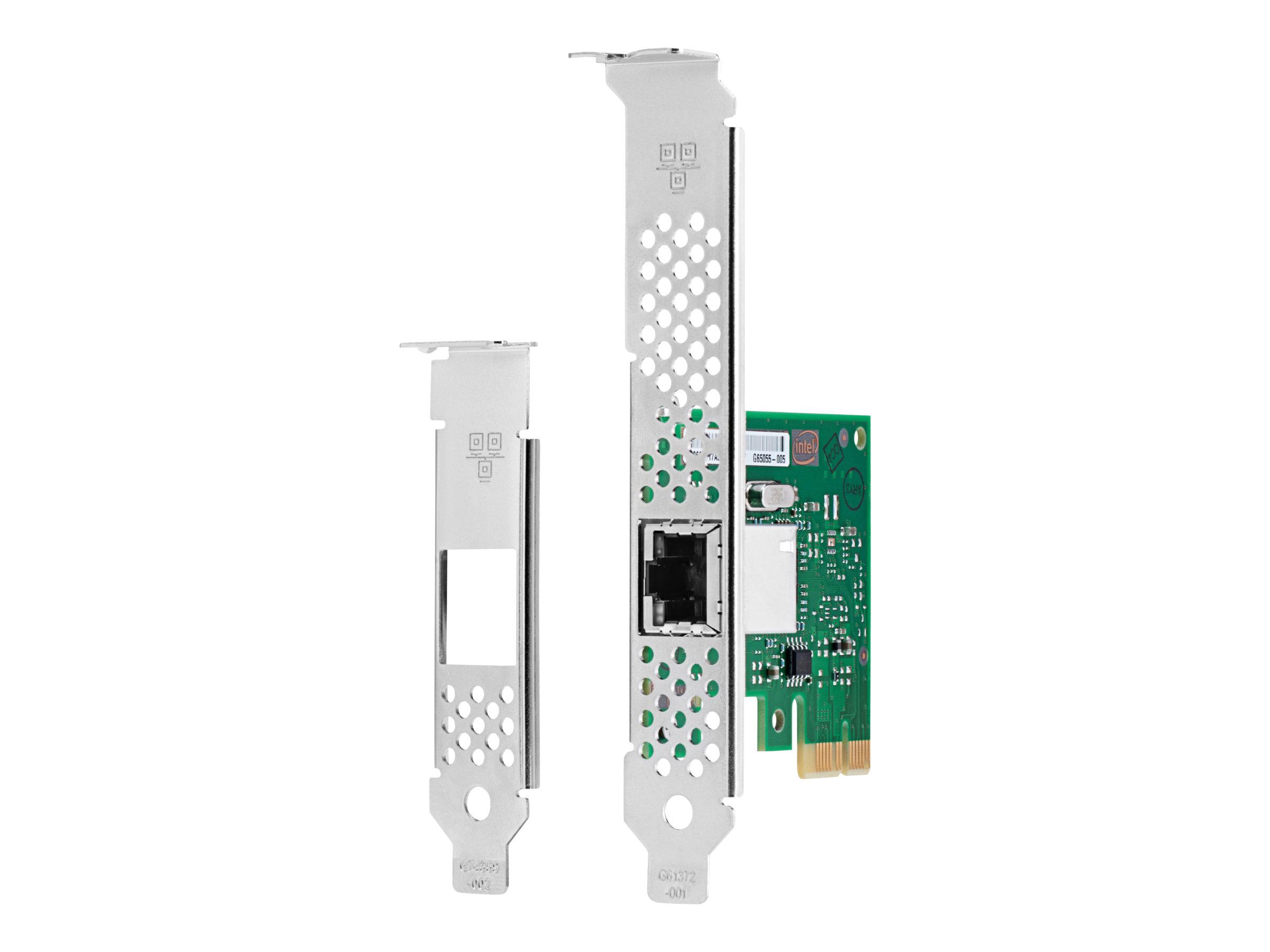 HP Intel I210-T1 - Netzwerkadapter - PCIe 2.1 Low-Profile
