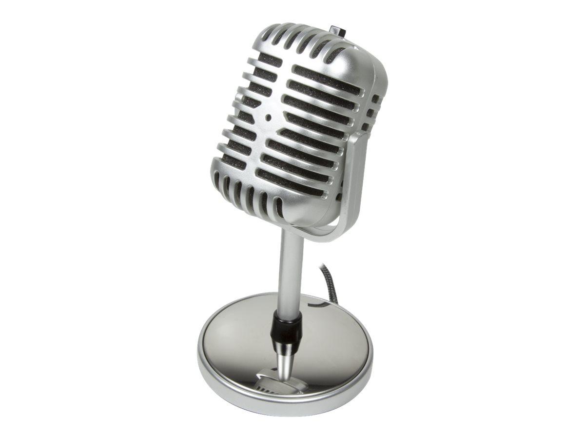 LogiLink Retro Style - Mikrofon