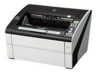 fi-6800 ADF + Manual feed scanner 600 x 600DPI A3 Schwarz - Weiß
