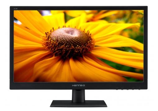 Hanns.G HL205DPB - LED-Monitor - 49.53cm/19.5