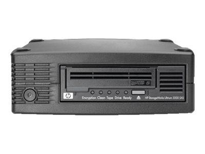 HPE LTO5 Ultrium 3000 SAS Ext Tape Drive (EH958B)