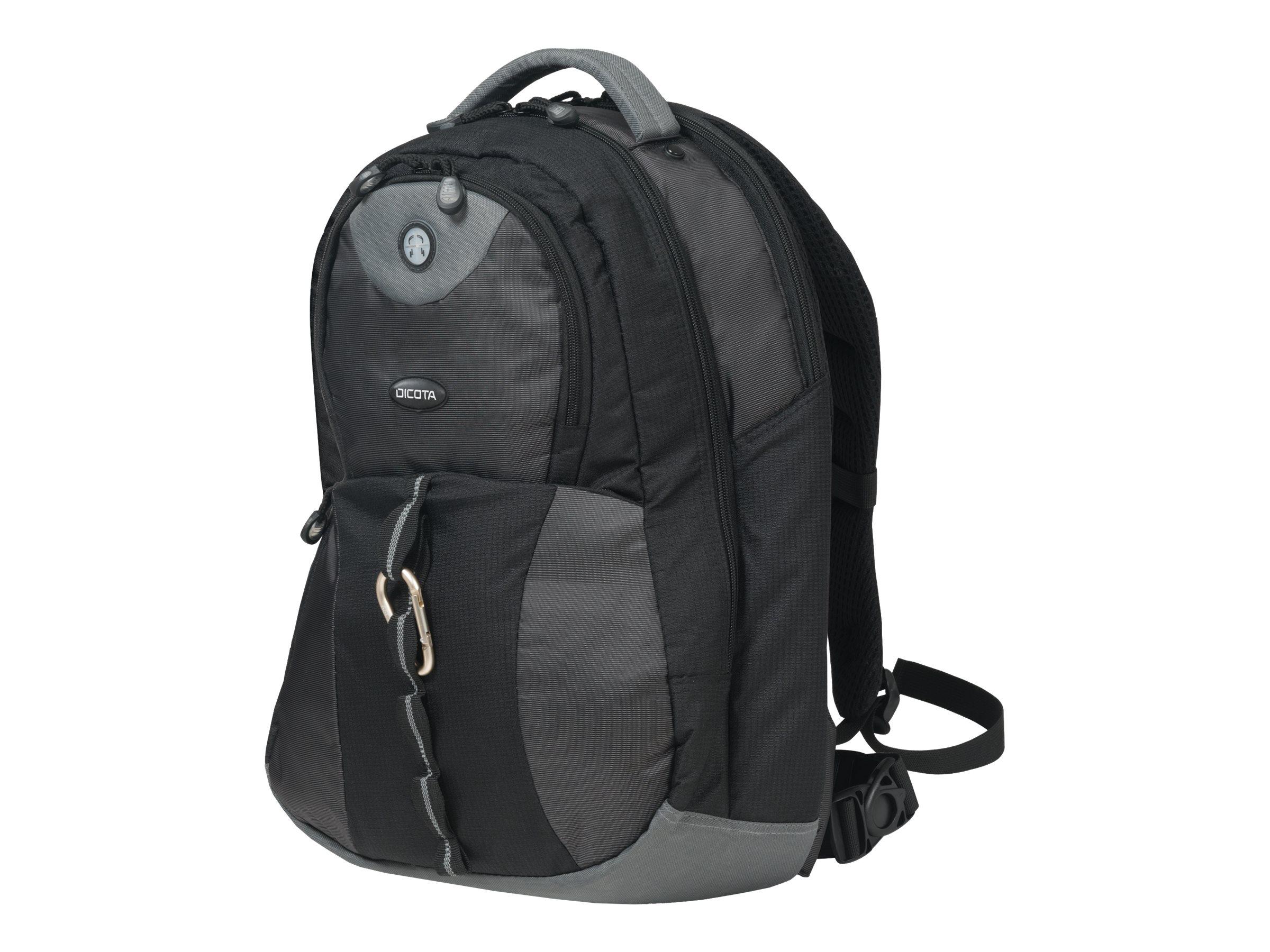 "Dicota BacPac Mission XL - Notebook-Rucksack - 43.2 cm (17"")"