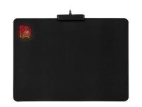 DRACONEM RGB - Cloth Edition Schwarz Spiel-Mauspads