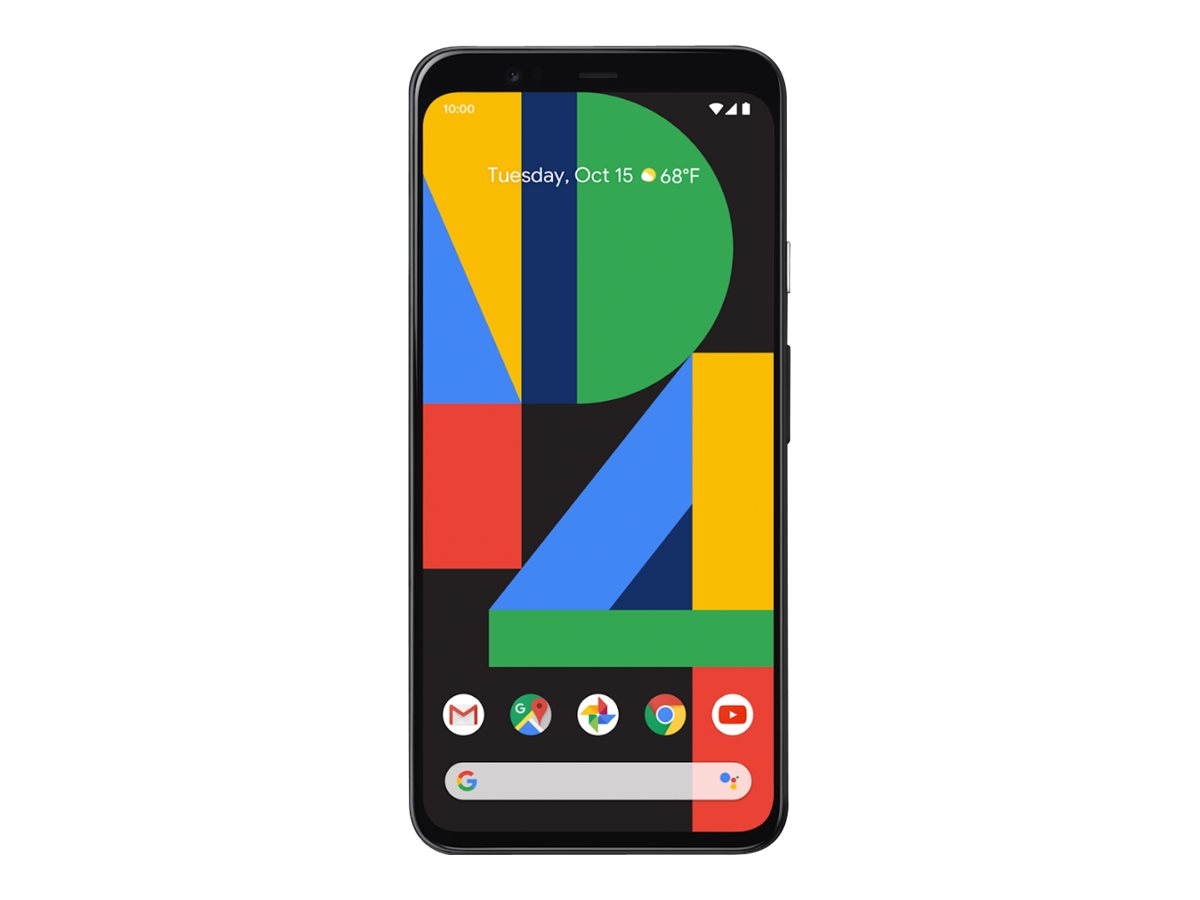 "Google Pixel 4 XL - Smartphone - 4G LTE - 64 GB - GSM - 6.3"" (537 ppi (Pixel pro Zoll))"