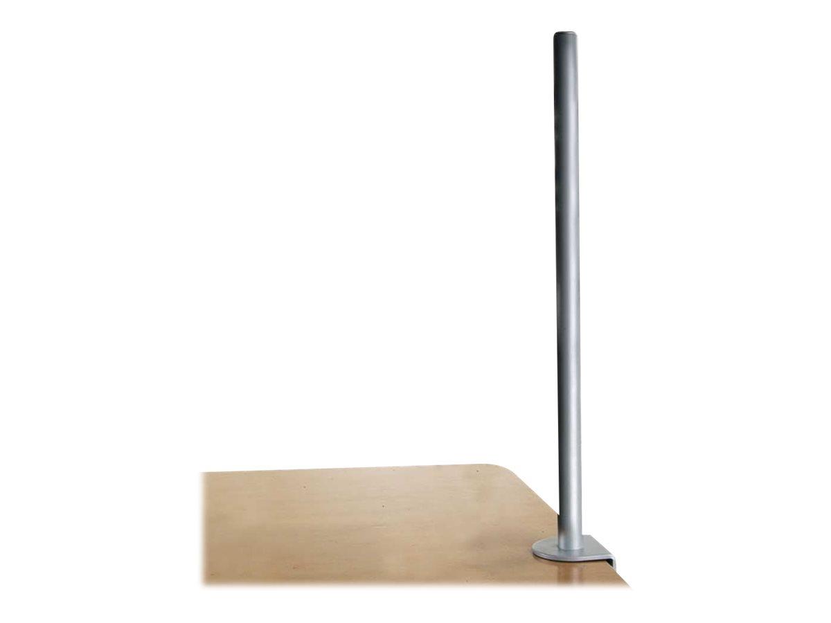 Lindy Desk Clamp Pole - Montagekomponente (C-Klammer, Montagestange)