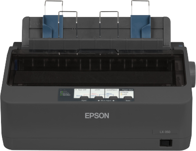 Epson LX-350 UK 240V - Drucker s/w Nadel/Matrixdruck - 5,95 ppm