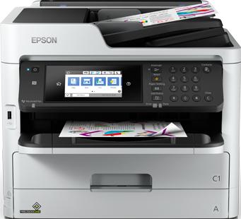 Epson WorkForce Pro WF-C5790DWF PD+t - Multifunktionsgerät - Tintenstrahldruck