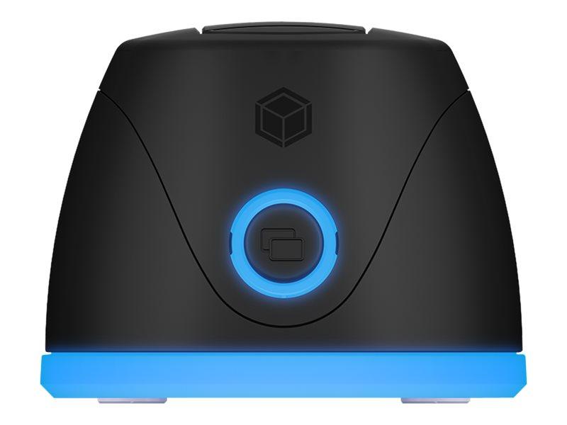 """Vorschau: ICY BOX ICY BOX IB-1124L-C3 - HDD-Dockingstation mit Datenanzeige, Netzanzeige, Ein/Aus-Schalter Schächte: 1 - 2,5"""" / 3,5"""" gemeinsam genutzt (6,4 cm/8,9 cm gemeinsam genutzt)"""