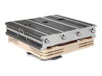 NOCTUA NH-L12S - Prozessorkühler - Aluminium mit nickelbeschichteter Kupferbasis - 120 mm