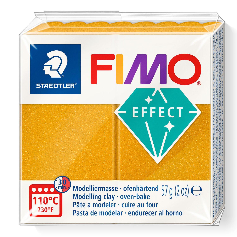 Vorschau: STAEDTLER FIMO 8020 - Knetmasse - Gold - Erwachsene - 1 Stück(e) - Metallic gold - 1 Farben